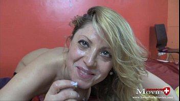 Porno Casting mit Gina Blond in Zürich -  SPM Gina34TR01