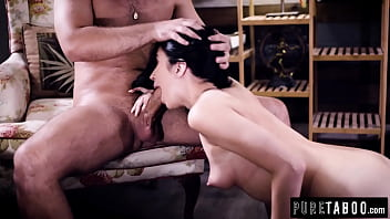 Alex Coal is Shocked that Her BF Traded Her to His Step-Brother