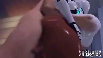 Baise Robot Sexy Au Gros Cul