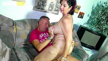 AMATEUR EURO - BBW Wife Liana B. Shoot Her Very First Porn Movie And She Enjoy Every Minute porno izle