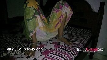 Hot Telugu Aunty Sex In Nighty Late Nigh Bedroom Fucking 7分钟