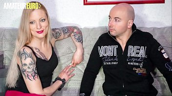 AMATEUR EURO - German Amateur Kitty Blair Rides Cock On Dirty Sex Tape