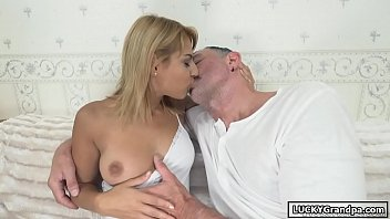 Porn Videos With Endings In A Vagina Is Fucking An Old Man Of 70 Years Old.