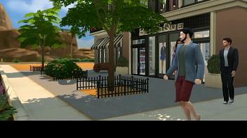 The Girl Next Door - Chapter 8: Spoil Her Rotten (Sims 4) 30 min