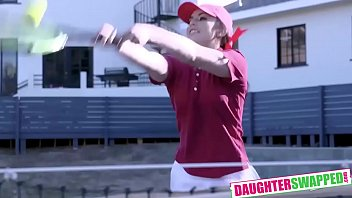 Image: Nadya Nabakova, Raven Reign In Diabolical Dads Swap Their Ace Daughters