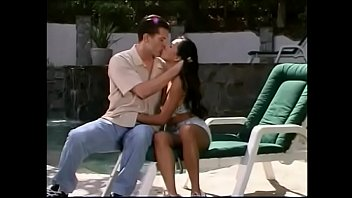 Free maui taylor xxx Strapping white fellow penetrates tiny asian cutie pie sabrine maui in the canvas slung chair near the pool
