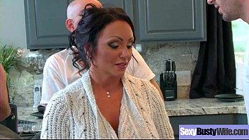 Hard Style Sex Action On Cam Wtih Slut Busty Wife (Ashton Blake) vid-04