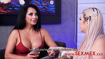 Gali Diva & Loree Sexlove - She Fucks Her Friend's Son