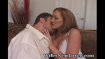 Milf wife swapping - Envious of new lover
