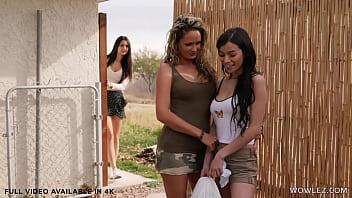Lesbian Couple Having A Make Up Sex - Prinzzess, Eliza Ibarra