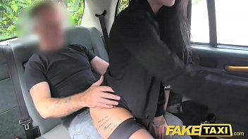 Picture video amateur sex in car - Fake taxi brunette club dancer works her magic for free ride