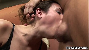 Messy and wildest blowjob in history