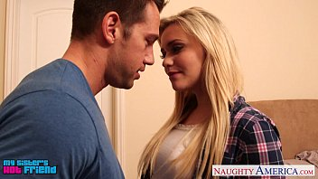 Hardcore blondes babes Blonde babe mia malkova gets facialized