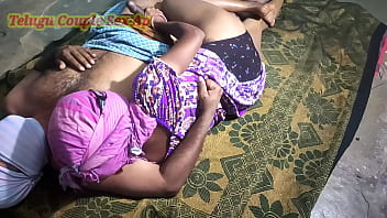 Telugu wife and husband hard sex