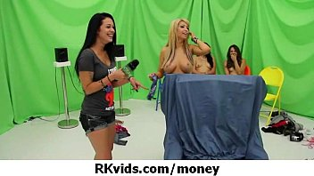 Gorgeous teens getting fucked for money 6 thumbnail