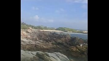 Sex On The Beach Horny Milf Gilf Nature Porn 9 Min