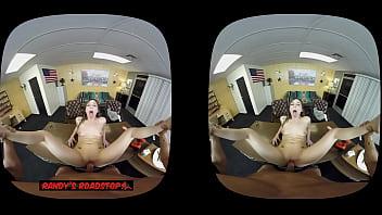 Amateur nude model photo shoot - Experience pepper xo in virtual reality - randys roadstop vr