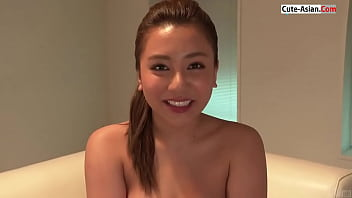 Cute-Asian.Com Asian amateur girl shows off in naughty solo 5 min