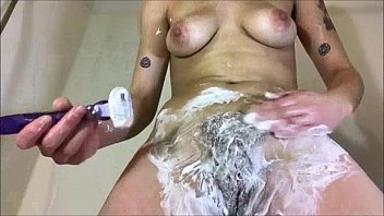 Mommy Dearest Teaches Son How To Shave