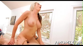 Milf lady trailer - Red hot mom wishes for orgasm
