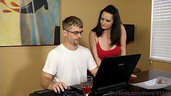 computer help with Step Mom - Nikki Kay