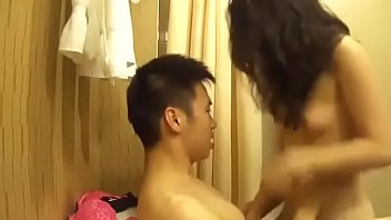 Amateur Asian Couple Steamy Homemade Sextape in Hotel