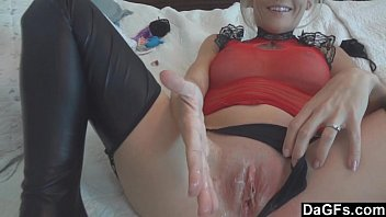 Milf creampie hot wife - Creampie for hot blonde wife