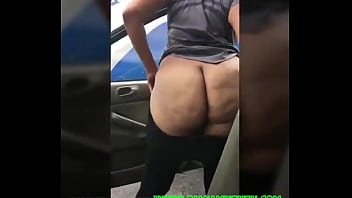 Big ass flashing before fucking at dianamutheu.com