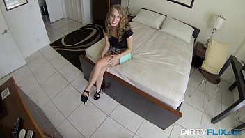 Dirty Flix - Petite chicks Gia Paige fuck best teen-porn