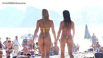 Wet bikini beach - Dika jaela05