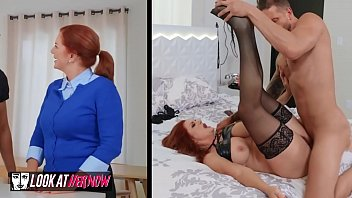 Ginger GMILF Andi James likes it dirty and rough - Look At her now
