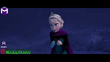 Liz Vicious Haters Song (FROZEN) Animated 4分钟