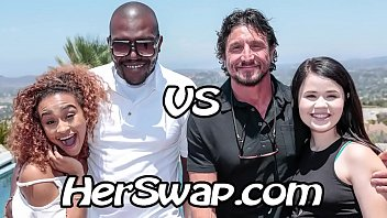 White Dad Vs Dad Black Bang each other Heiress 8分钟
