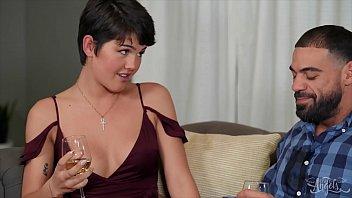 (Ricky Larkin) drills (Daisy Taylors) perky litle ass raw -  Transangels 10分钟