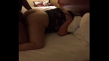 Wife taking a young cock