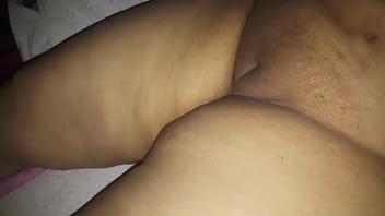 My Adorable Wife with Clean Shaven Thick Pussy