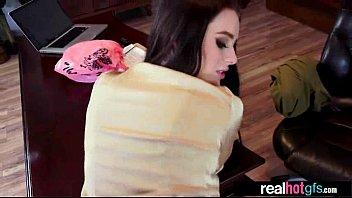 Hardcore Sex With Real Naughty Horny Sexy GF (lana rhoades) video-20