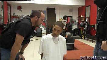 Gay black cop balls - Medical exam cop dick and gay balls movie robbery suspect apprehended