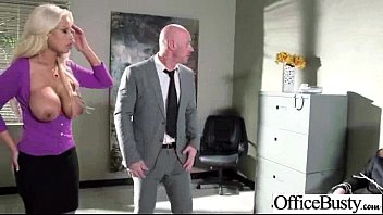 Sex In Office With Slut Horny Worker Bigtits Girl video-07 thumbnail