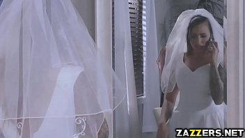 Bride to be Julia got fucked in the ass