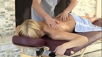 Hot massage leads to fuck