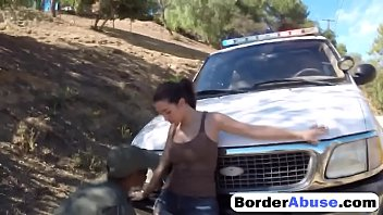 So this is what is happening at the border right now?