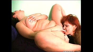 Fat horny slut got licked and eaten out