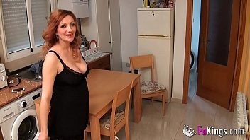Ivana is married and pregnant, but she fucks the pizza guy 'cause her husband asked for it