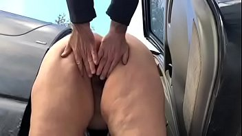 Outdoor Tease A nd Fuck Upskirt
