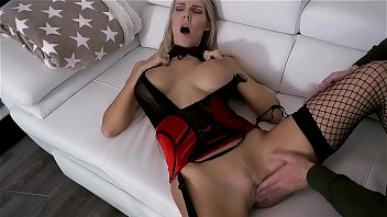 Big tits stripper babe fucked