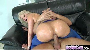 (anikka albrite) Curvy Big Butt Girl Take It Deep In Her Asshole movie-08 porno izle