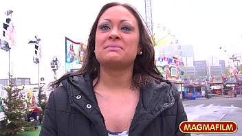 MAGMA FILM Busty Milf picked up on the street 13 min
