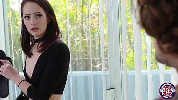 Pornstar Riley fucked her neighbor hard