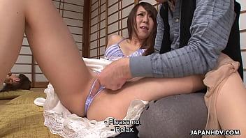 Neighborhood slut Kiyoha Himekawa and her friends have an orgy